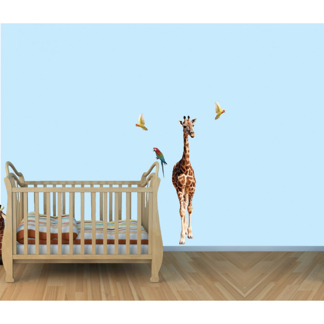 Giraffe Decals For Play Rooms