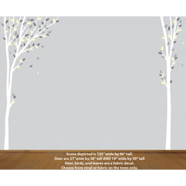 Tree Decals for Babys Room