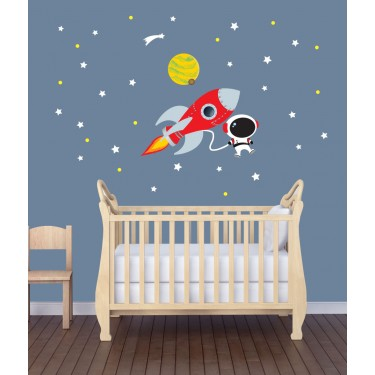 Outer Space Decals