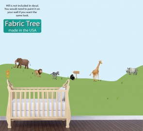 Removable Wall Decals With Jungle Animal Wall Decal For Children