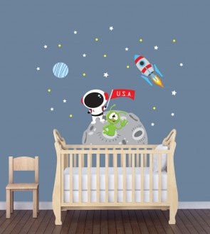 Star Wall Decals Part 71