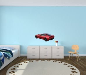 Removable Wall Decals With Race Car Wall Decal For Children