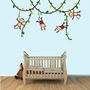 Boy Vine (Stock) - Monkey Decals