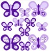 Butterfly Set 2 - Wall Stickers